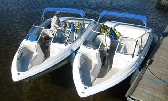 Campion 545i Bowrider Hire In Luss
