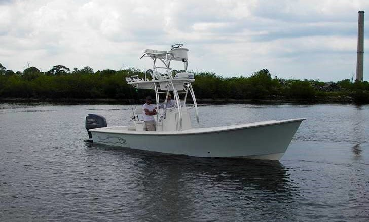 Amazing Fishing Trip on 19' Center Console in South Carolina water with Captain Chuck