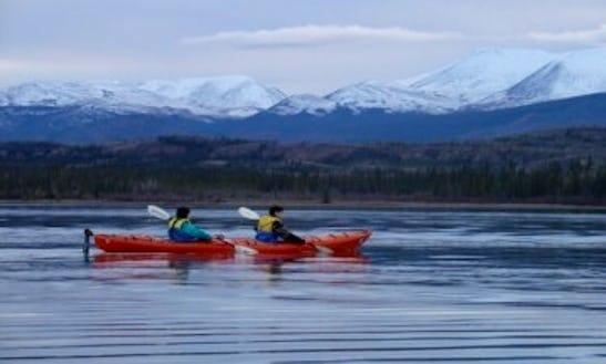 Kayak Rental In Whitehorse, Yukon