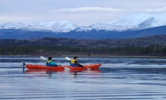 Kayak Rental In Whitehorse, Yukon
