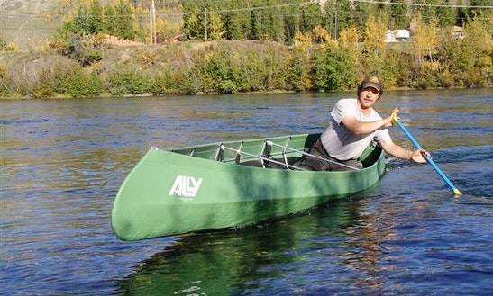 Folding Canoe Rental In Whitehorse, Yukon