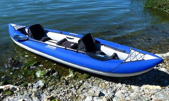 Inflatable Kayak Rental In Whitehorse, Yukon