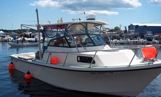 Enjoy Fishing In Essex, Massachusetts With Captain Ted