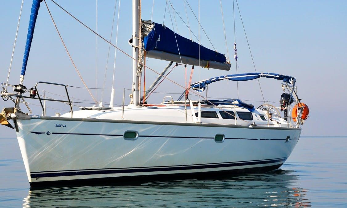 Jeanneau Sun Odyssey 40.3 Charter in Saloniki
