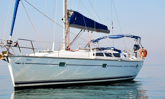 Cruising Monohull Rental In Saloniki
