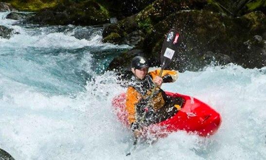 Kayak Rental In Hood River, Or