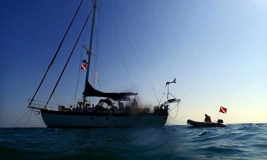 Enjoy Key West, Florida On 53' Young Sun Sailing Sailboat