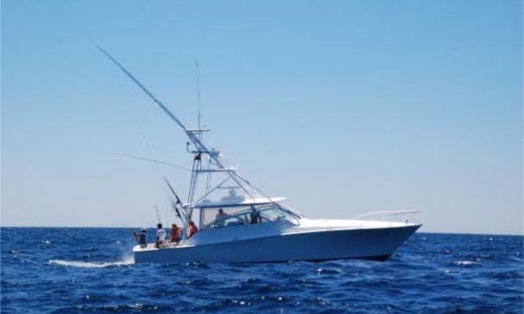 Deep Sea Fishing Charter In Isle Of Palms Sc Getmyboat