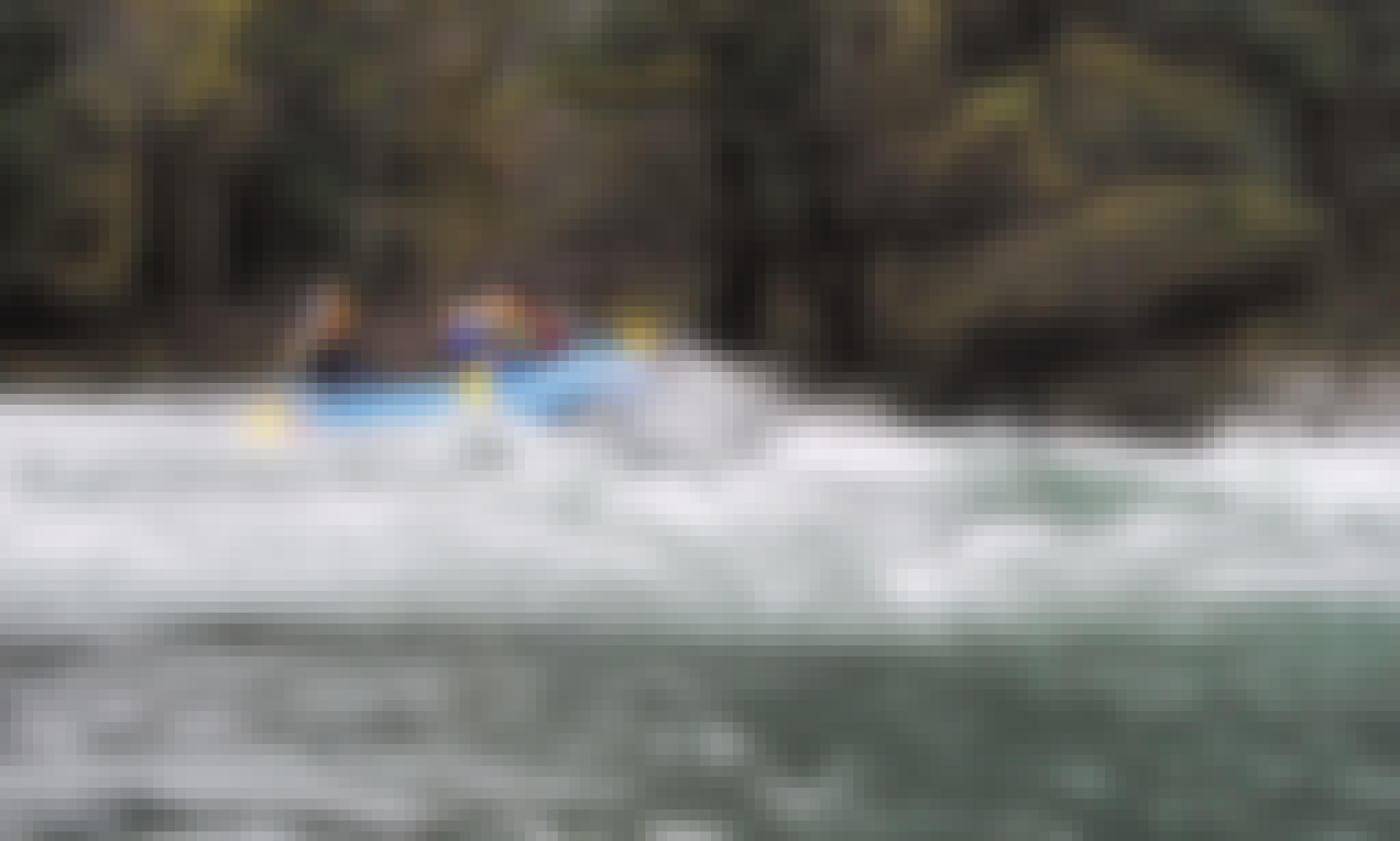 Rafting Tour in Port Angeles