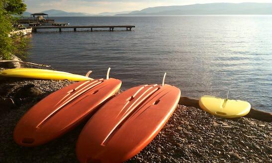 Paddleboard Rental In Bigfork