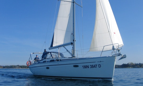 Cruising Monohull Rental In Grado