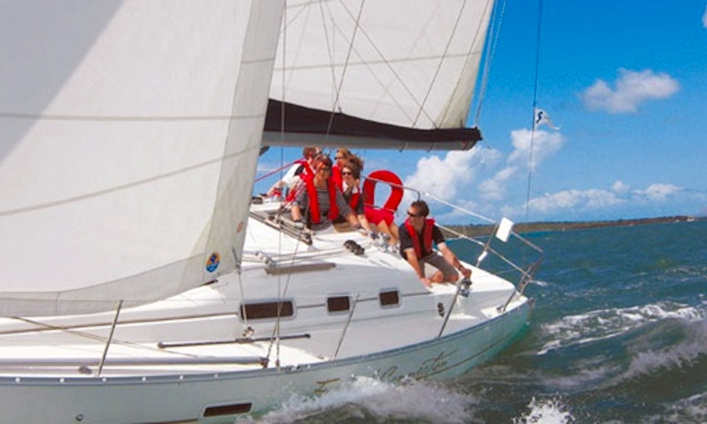 Exclusive Skippered Charter on 32ft \'French Connection\' Sailb