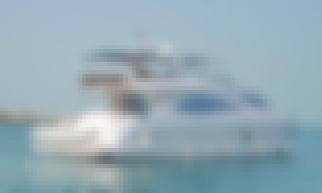 Charter 88' Majesty Luxury Power Mega Yacht In Dubai, UAE
