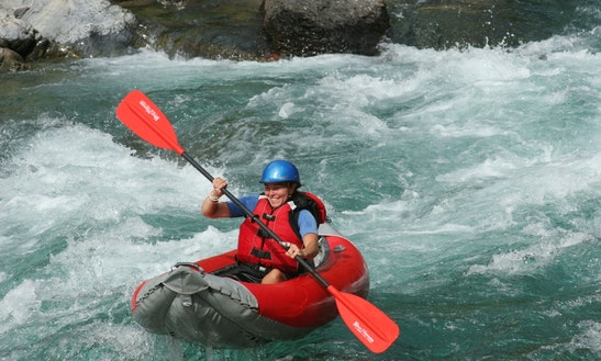 Sup And Inflatable Kayak Rental At Great Northern Resort In West Glacier