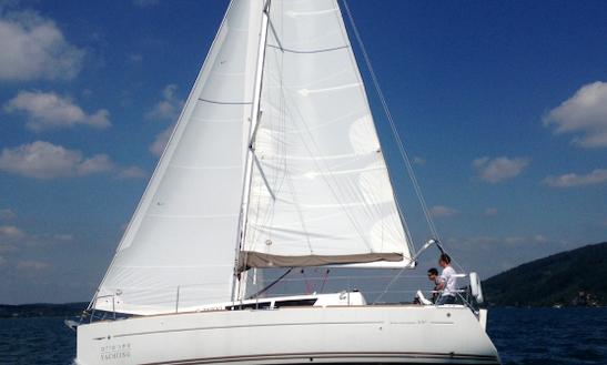 Cruising Monohull Rental In Seewalchen