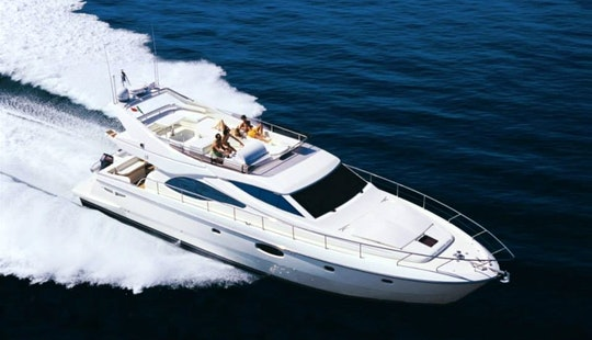 Charter The 59' Yacht Esperance Iii In Greece