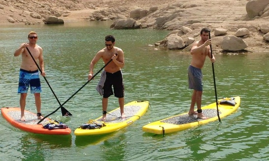 Stand Up Paddle Rentals And Lessons In Peoria, Arizona