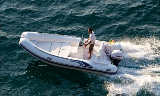 2016 Gommone 540 Rib Rental In Sorrento, Italy