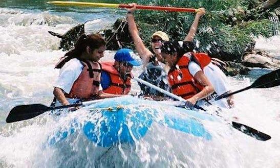 Full Day Rafting Trip On The Weber River, Utah