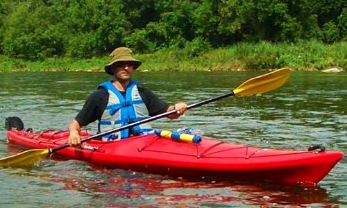 Kayak Rental in Park City, Utah