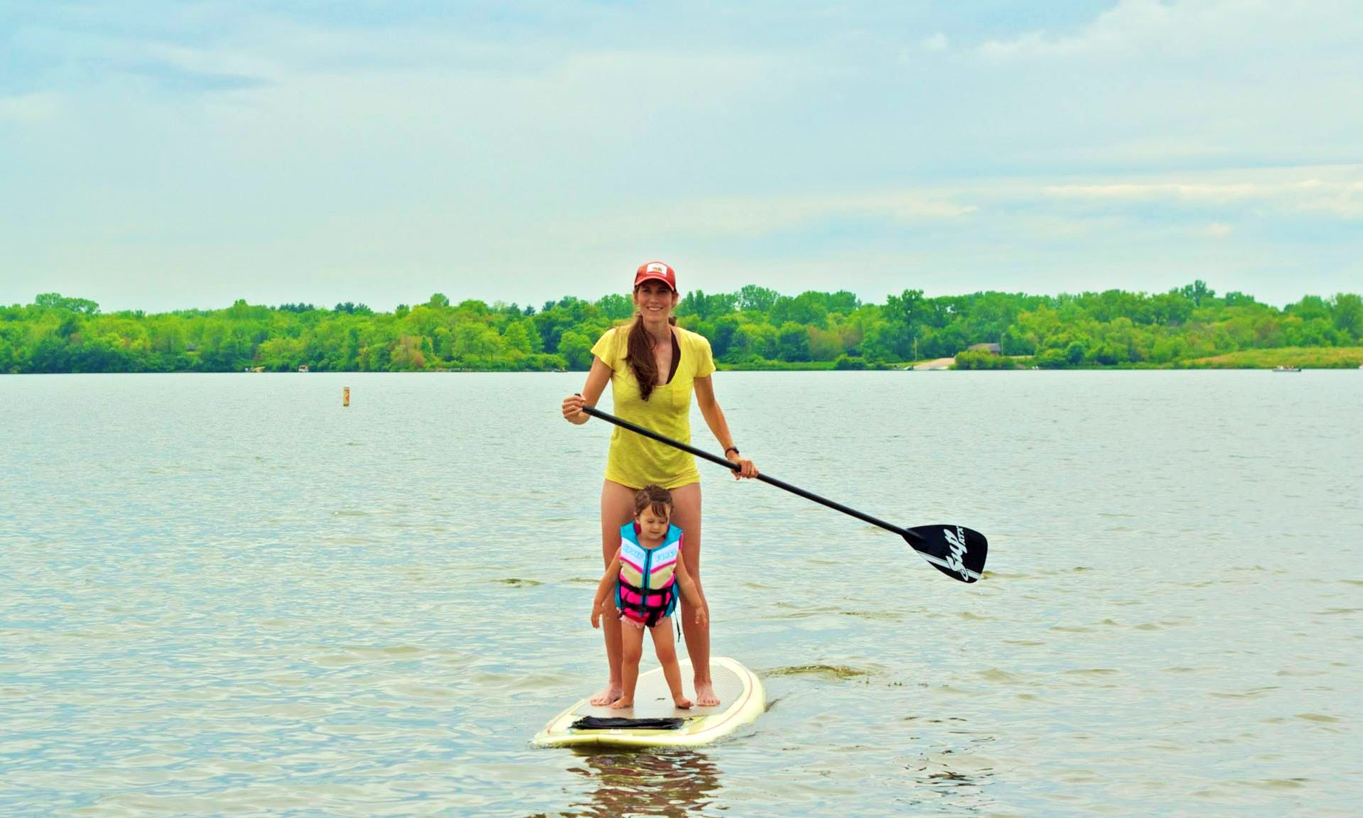 Paddleboard Rental in Polk City