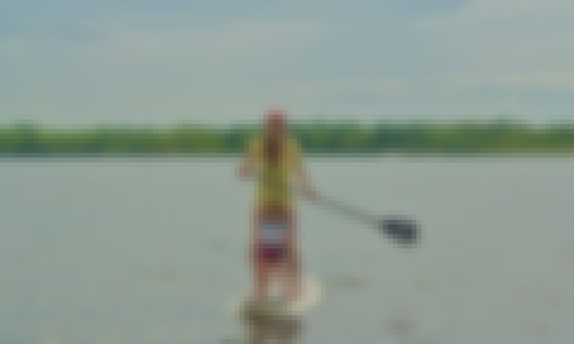 Paddleboard Rental in Polk City, Iowa