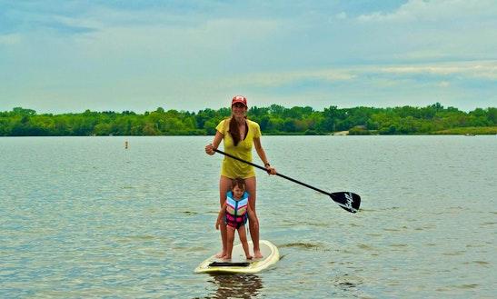 Paddleboard Rental In Polk City