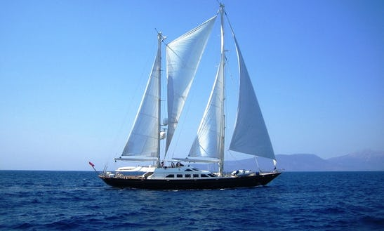 Charter The 132' Sailing Yacht Ellen V In Greece