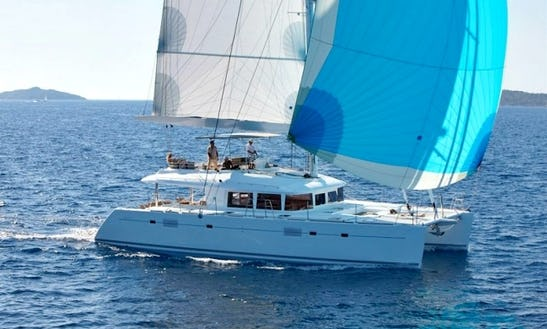 Charter The 56' Sailing Yacht Moya In Greece