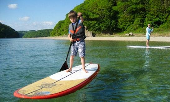 Paddleboard Rental In Hood River