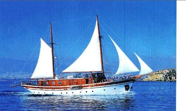 95' ALBATROSS II Gulet Charter in Greece