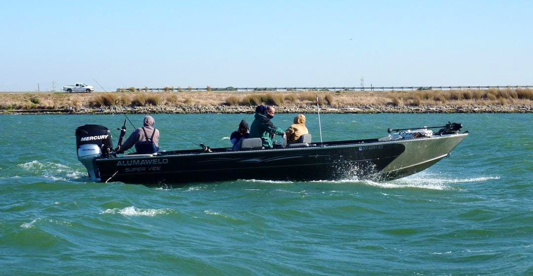 Guided Fishing Trips on Northern California Rivers