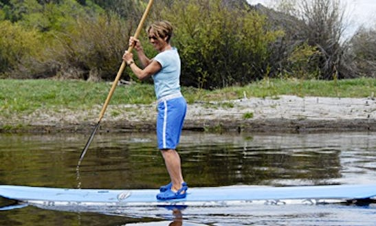 Standup Paddleboard Rental In Aspen, Colorado