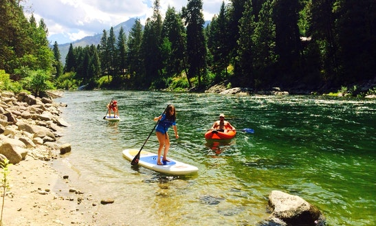 Paddleboard Rental In Leavenworth, Washington