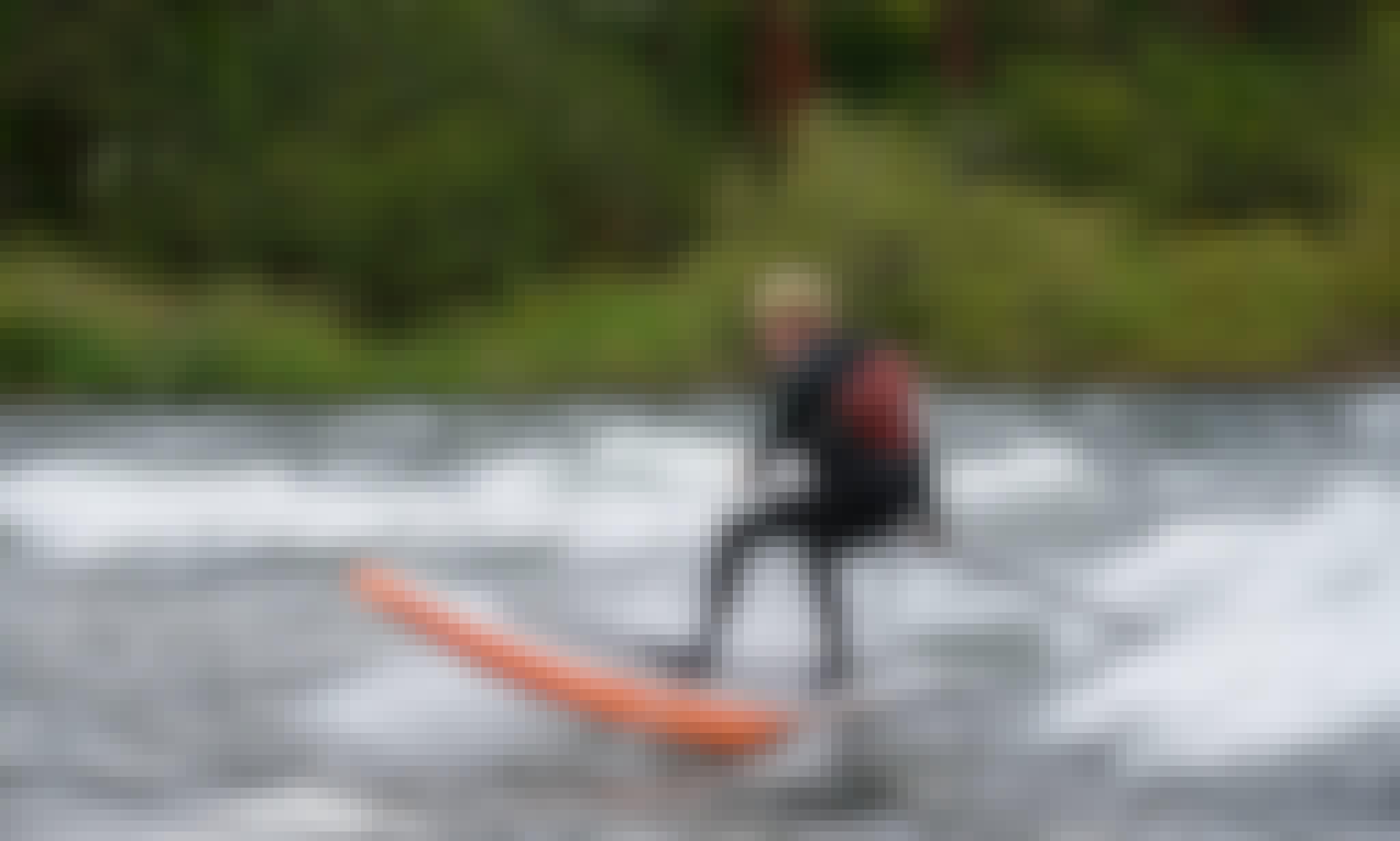 Paddleboard Rental in Leavenworth, Washington