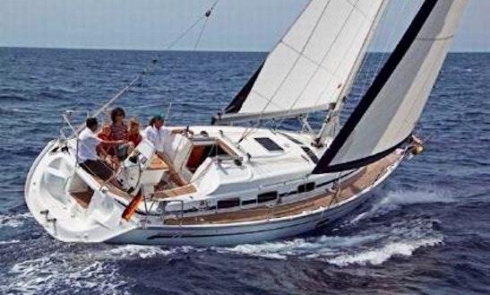 33' Bavaria Cruiser Charter In Split