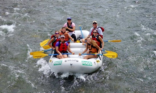 Raft Trips In Ridgway, Colorado