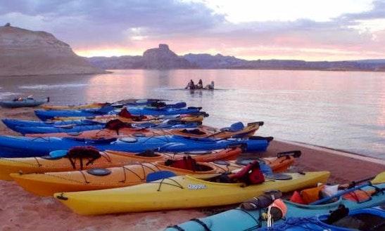 Explore Flagstaff, Arizona On A Single Kayak!