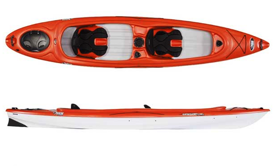 Reserve A Tandem Kayak Rental In Flagstaff, Arizona