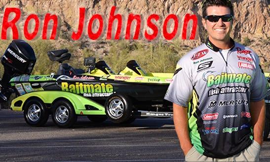Wisconsin Fishing Tours Ron Johnson