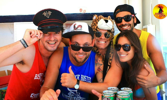 Booze Cruise In Lagos, Portugal