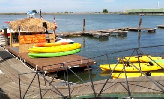 Kayak For Rent In Lodi