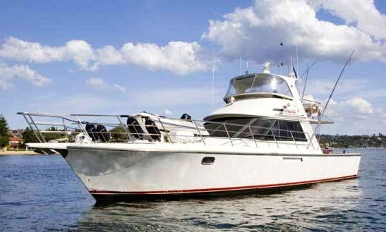 Sydney Harbour Charter On 50ft