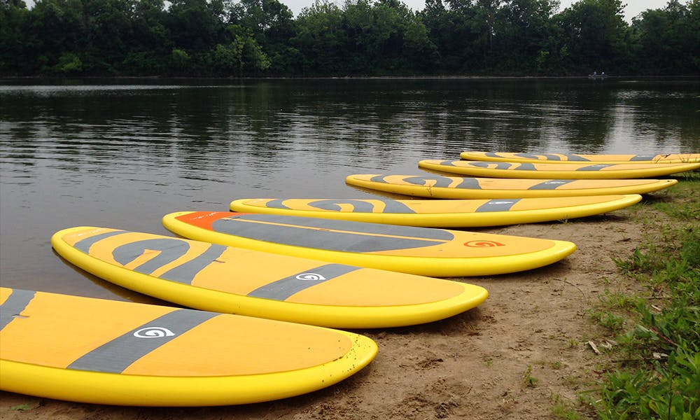 Paddleboard Rental in Valley Park
