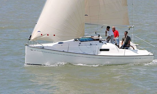 Jeanneau Sun 2500 Charter In Zeeland And Friesland