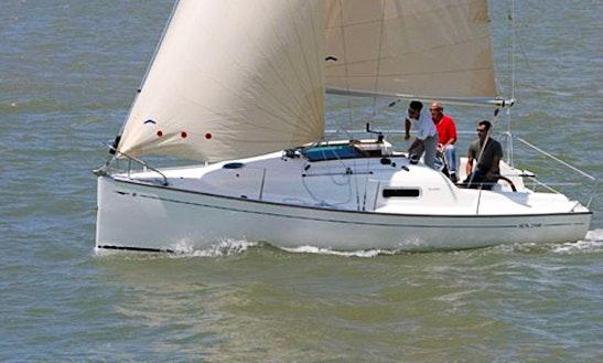 Jeanneau Sun 2500 Charter In Zeeland And Friesland