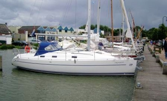 Sailing Charter Harmony 34 In Zeeland And Friesland