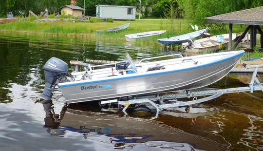 Motorboat Rental And Delivery In Finland