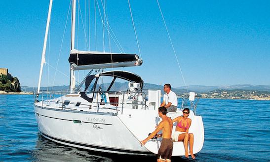 Beneteau Oceanis 343 Charter In Lemmer
