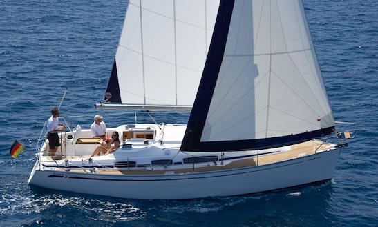 08' Bavaria 31 Cruiser Charter In Biograd Na Moru